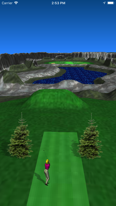Par 3 Golf Lite screenshot three