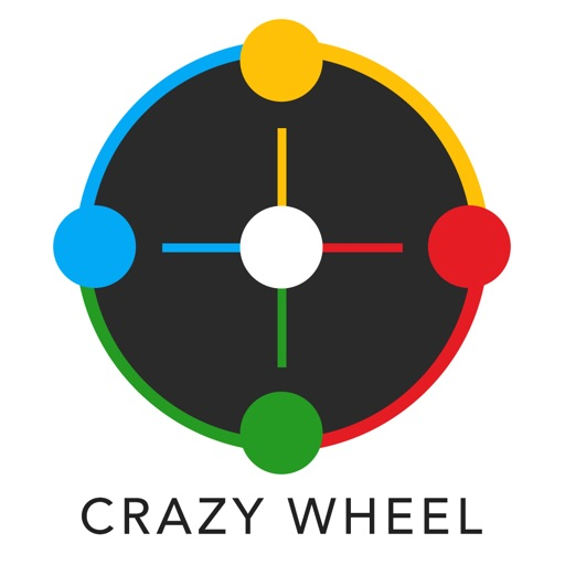 Crazy Wheels of Color