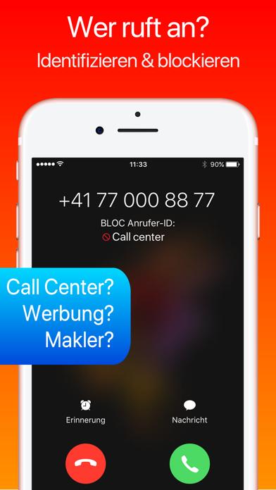 Callcenter blockieren & identifizieren - BLOCのおすすめ画像1