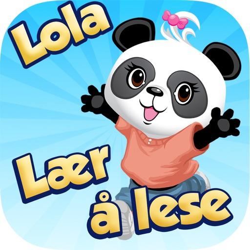 Lær å lese med Lola