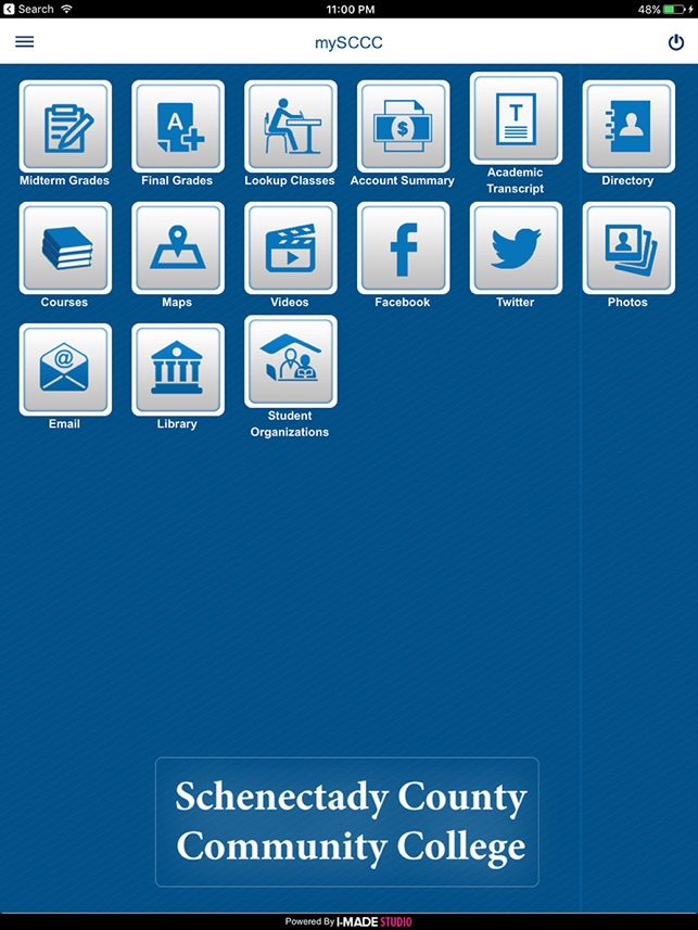 sccc email directory