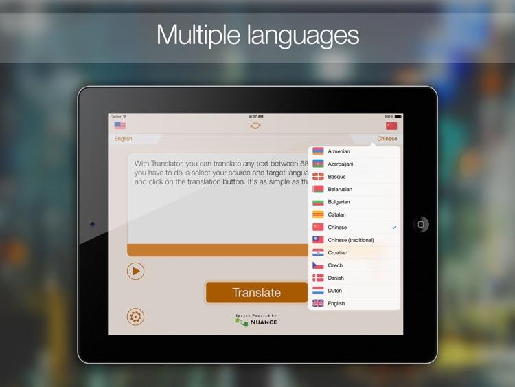 Translator HD (Free) !! screenshot-3