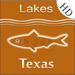 Texas Lakes & Fishes