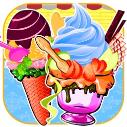 Cooking Game℗-Operating Ice Cream Restaurant