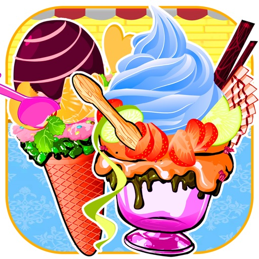 Download Cooking Game℗-Operating Ice Cream Restaurant free for iPhone, iPod and iPad