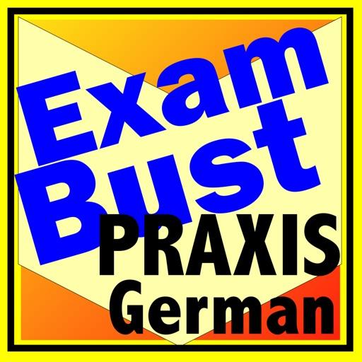 Praxis II German Prep Flashcards Exambusters