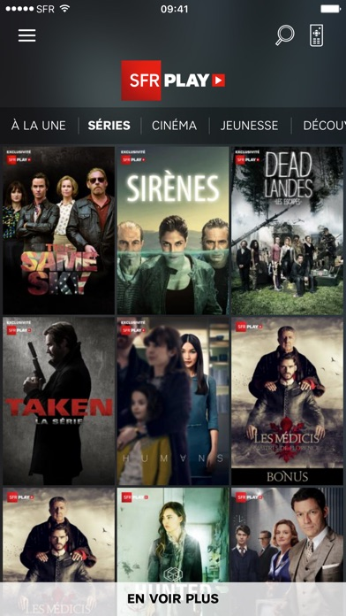 download SFR TV apps 0