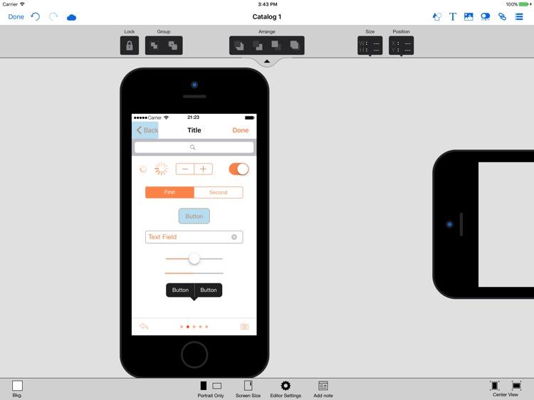 AppCooker 2.0 - Prototyping screenshot-6