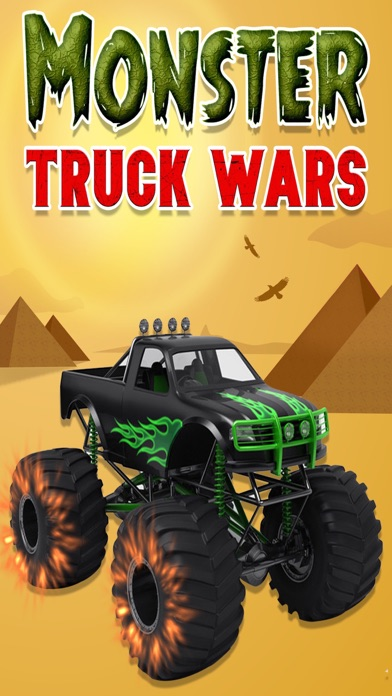 Monster Truck War Blaster Offroad Race
