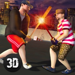 Ninja Street Sports Fighting Cup