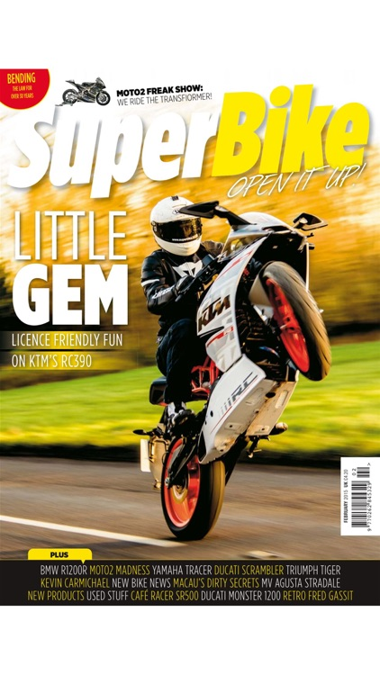 Superbike Magazine screenshot-0