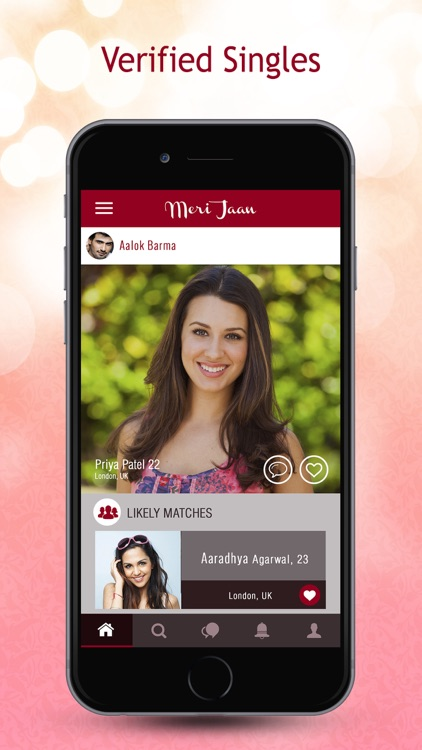 Meri Jaan - Indian Dating App