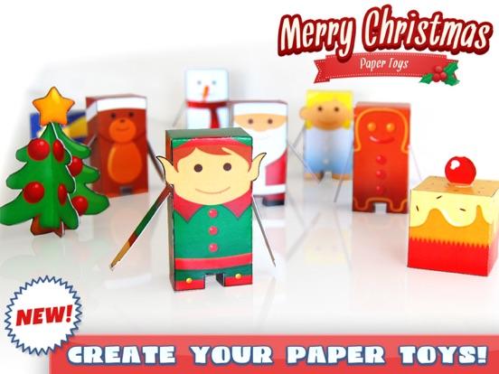 Скачать игру Рождество - головоломки и цвет для детей