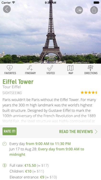 Paris Travel Guide (with Offline Maps) - mTrip screenshot-4