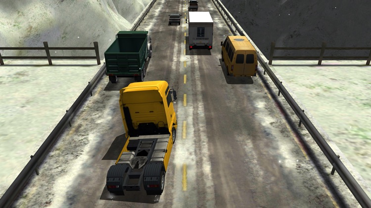 Traffic Racer screenshot-2