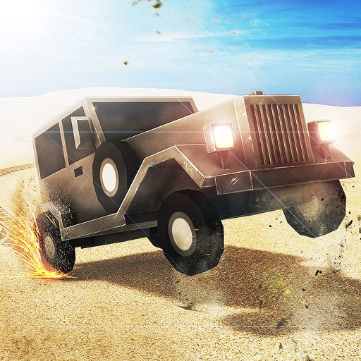 Smashy Cars Arena - Wanted Road 2 iOS App
