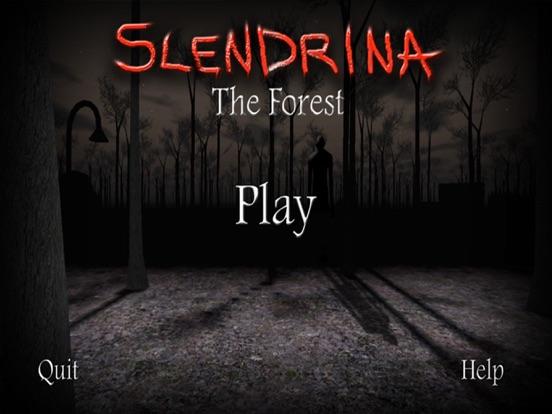 Slendrina: The Forest screenshot 6