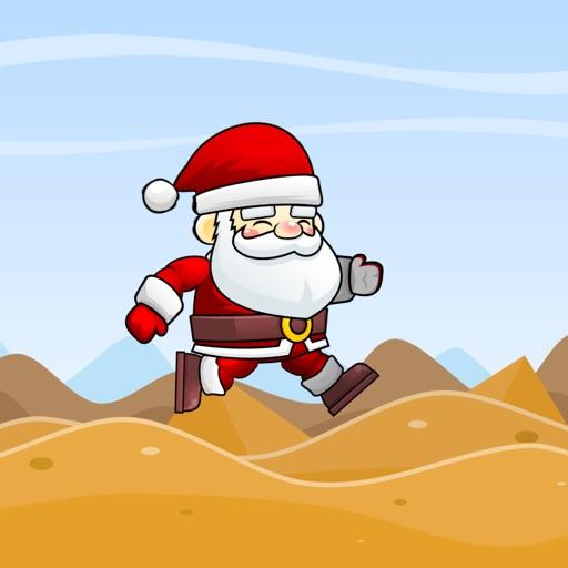 Desert Santa - No wifi Needed