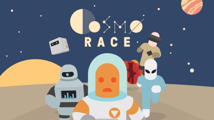 Cosmo Race screenshot-0
