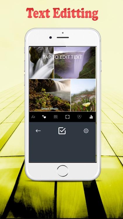 Rainbow Smart Photo Editor & Photo Collage Maker screenshot-3