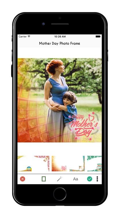 Mother's Day Photo Frames Maker