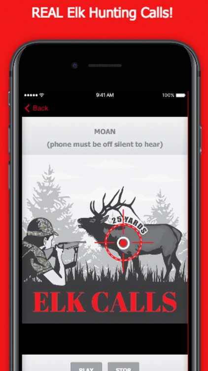 Elk Hunting Calls for Big Game Hunting screenshot-0