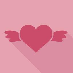 Love Cards - Be my Valentine Sticker Pack