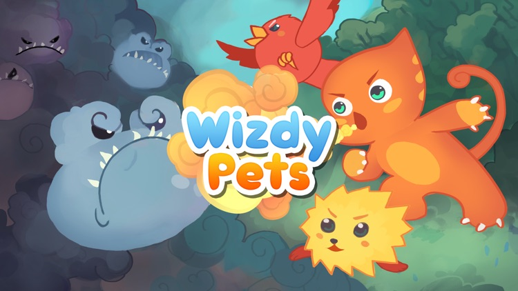 Wizdy Pets - Kids asthma game screenshot-0