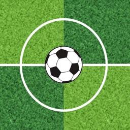Brazil World Football Tile