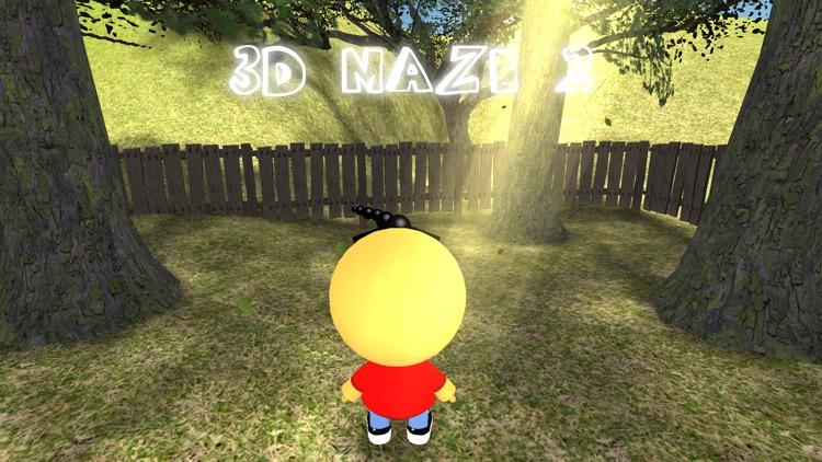3D Maze 2: Diamonds & Ghosts