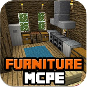Furniture Addons for Minecraft PE Pocket Edition . app