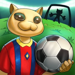 Foozy Kitty: Cat Soccer World Stars