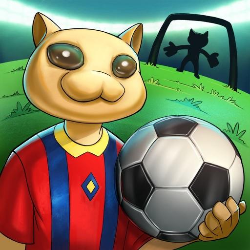 Foozy Kitty: Cat Soccer World Stars