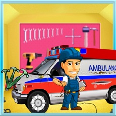 Activities of Ambulance Repair & Cleanup- Mechanic Garage