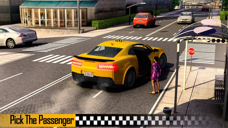 Taxi Driver 3D screenshot-0