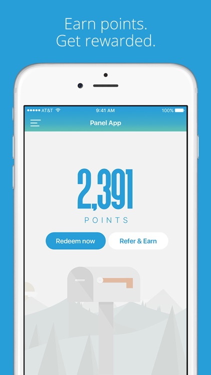 Panel App - Win Prizes. Earn Rewards. screenshot-0