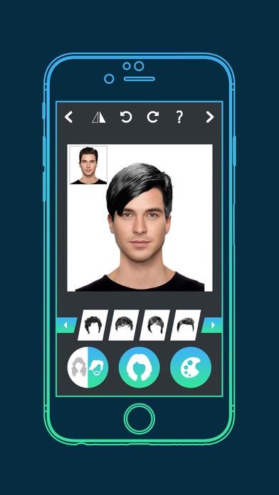 Hair Style Changer Men & Women | App Price Drops