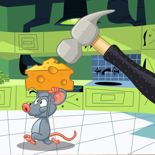 Punch Mouse - Hit Rat with Hammer