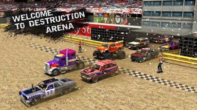 Xtreme Demolition Derby Racing Car Crash Simulator screenshot four