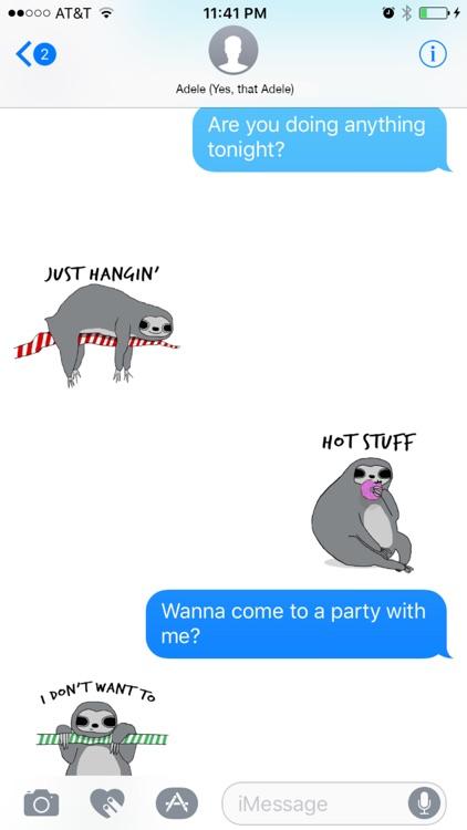 Sassy Sloths screenshot-3