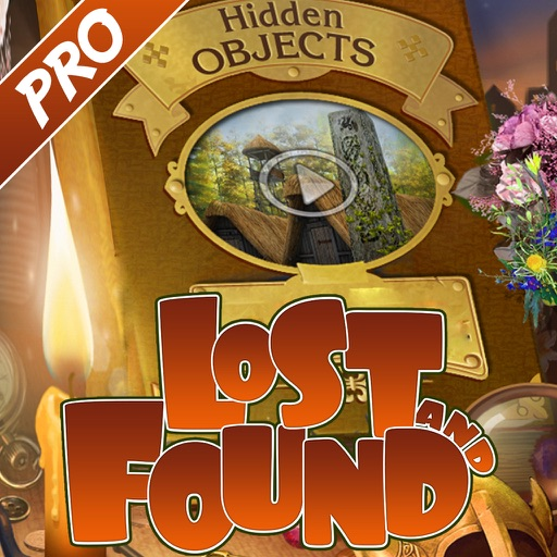 hidden object lost and found pro