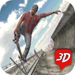 Skateboard Racing 3D Free
