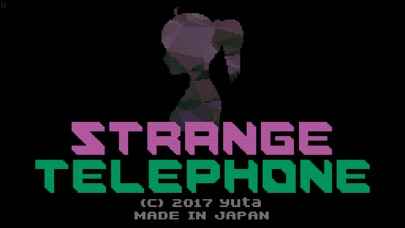 Strange Telephone screenshot1