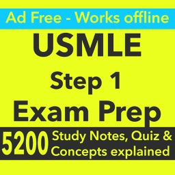 USMLE Step 1 Test Bank & Exam Review App- 2017 Q&A