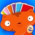Imparare Colori App Forme Età Prescolare Giochi icon