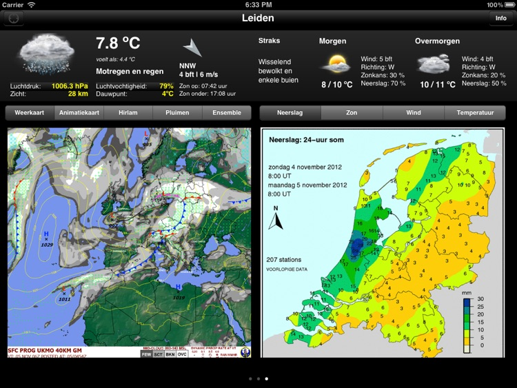 The Weather in the Netherlands HD screenshot-3