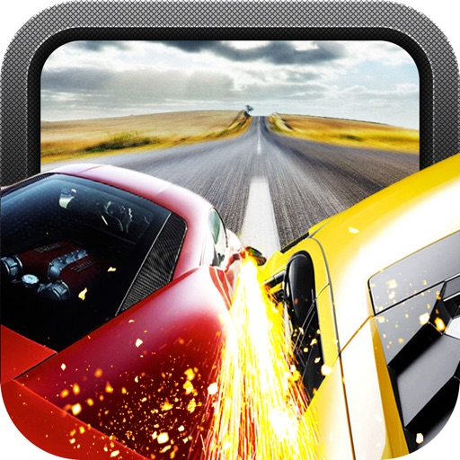 Red Speed Racer FREE - самых разыскиваемых улице автомобильной погони