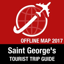 Saint George's Tourist Guide + Offline Map