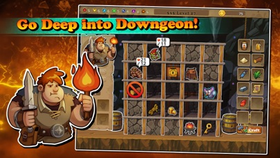 Screenshot #5 for Downgeon Quest