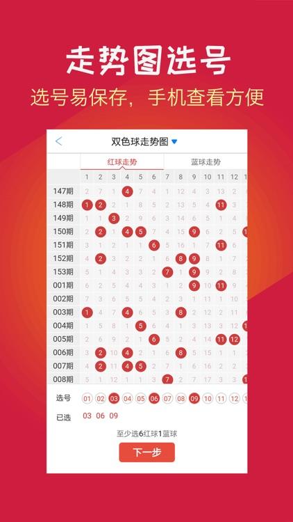 双色球-开奖结果专家杀号预测走势图 screenshot-4